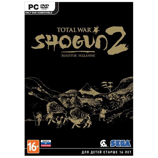 фото Код загрузки игры для PC Total War: Shogun 2. Золотое издание (rus)