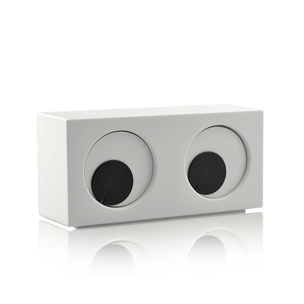 фото Часы настольные «Глаза»
