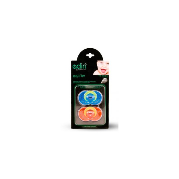 фото Пустышка Adiri Logo Pacifiers