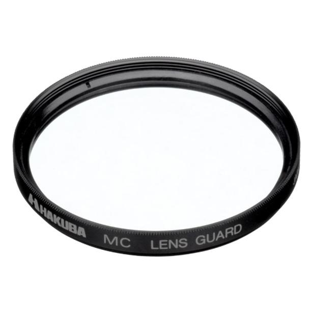 фото Фильтр защитный HAKUBA MC LENS GUARD. Диаметр резьбы для светофильтра: 52 мм