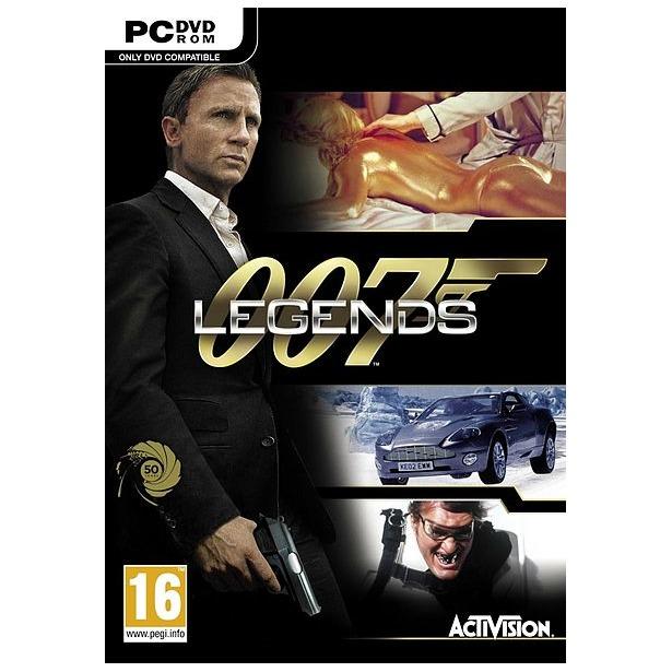 фото Игра для PC Legends 007 (DVD box)