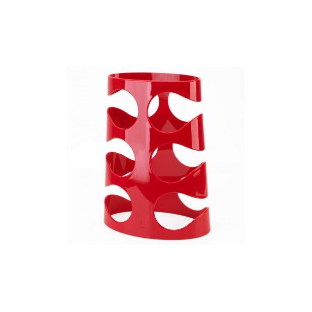 фото Подставка для винных бутылок Umbra Grapevine. Цвет: красный