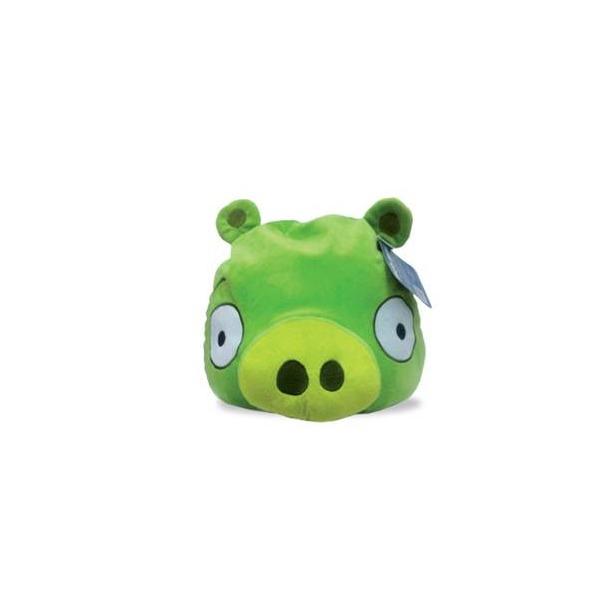 фото Подушка-игрушка декоративная Angry Birds Green pig