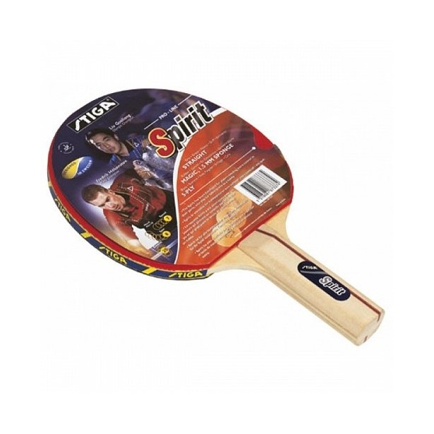 фото Ракетка для настольного тенниса Stiga Spirit