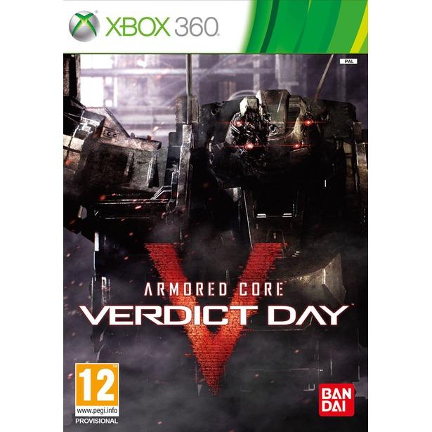 фото Игра для xbox 360 Microsoft Armored Core:Verdict Day (eng)