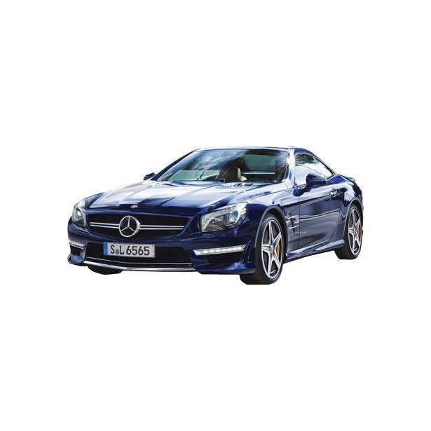 фото Модель автомобиля 1:24 Bburago Mercedes-Benz SL 65 AMG