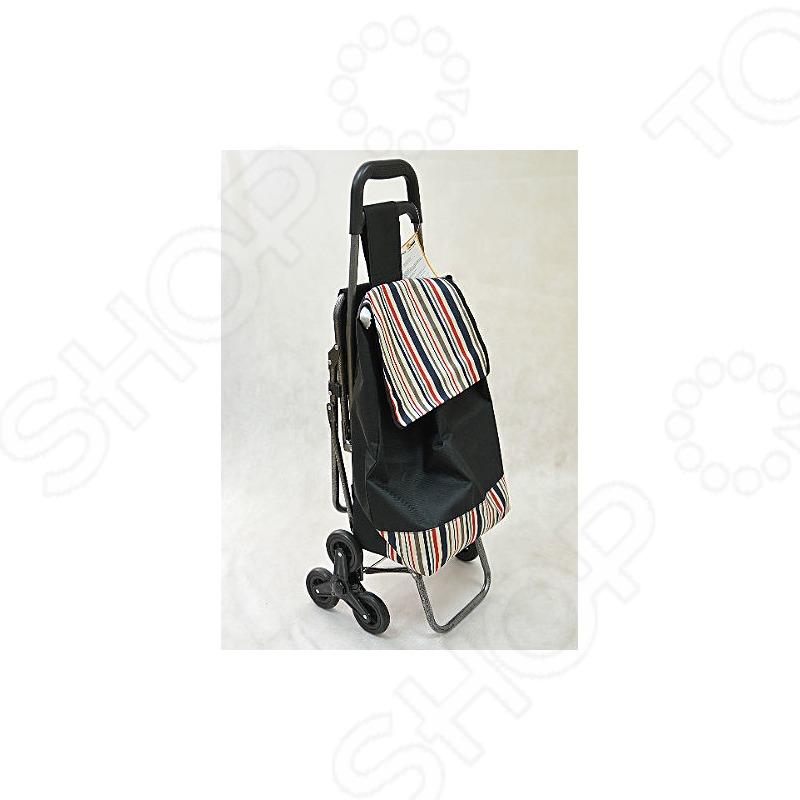 f70d7fe87895 Тележка хозяйственная с сумкой. В ассортименте купить по низкой цене ...