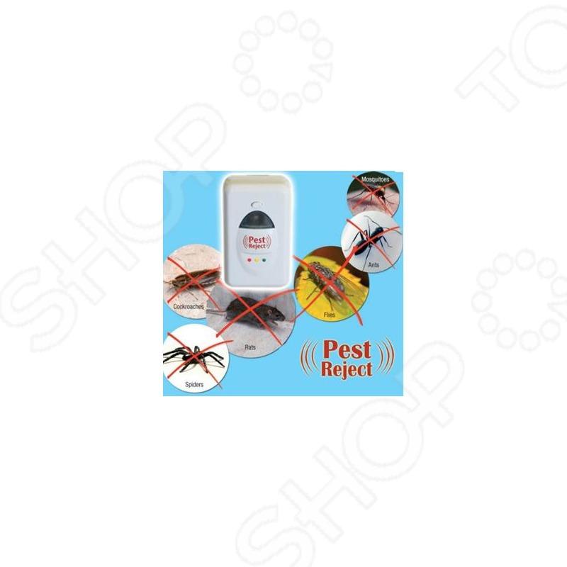 пест реджект ультразвуковой отпугиватель грызунов и насекомых отзывы