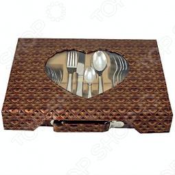 фото Набор столовых приборов MAYER & BOCH: 24 предмета, Столовые приборы