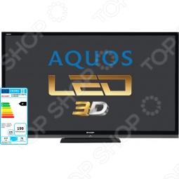 фото Телевизор Sharp Lc-70Le741, ЖК-телевизоры и панели