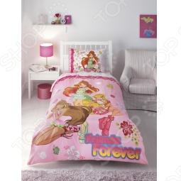 фото Комплект постельного белья TAC Winx Friends Forever, купить, цена