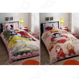 фото Комплект постельного белья TAC Snow White Love, купить, цена