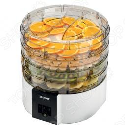фото Сушилка для овощей Zelmer Fd1001, Сушилки для овощей и фруктов
