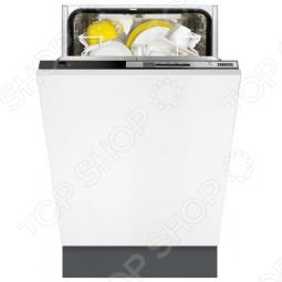 фото Машина посудомоечная встраиваемая Zanussi Zdv 15001 Fa, Встраиваемые посудомоечные машины
