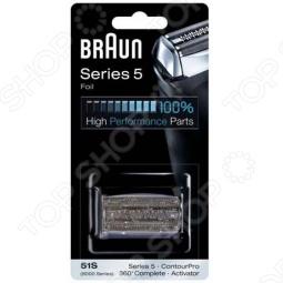 фото Сетка для бритвы Braun 51S, Аксессуары приборов для индивидуального ухода