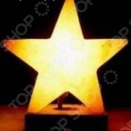 фото Лампа солевая Zenet Звезда, Солевые лампы