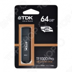 фото Флешка TDK Tf1000 Pro 64Gb 3.0 Usb Drive, Флешки