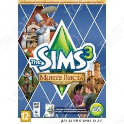 фото Игра для pc Ea Games Sims 3 Монте Виста. С Кодом Загрузки (Rus), Игры для PC