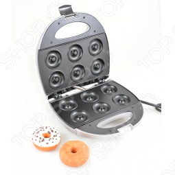 фото Прибор для приготовления пончиков Clatronic Dm 3127, Пончик-мейкеры