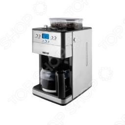 Кофеварка со встроенной кофемолкой Mystery MCB-5125