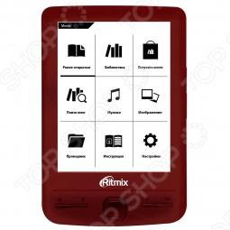 фото Книга электронная Ritmix Rbk-200, Электронные книги