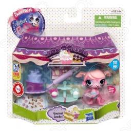 Набор игровой для девочек Littlest Pet Shop Деликатесы. В ассортименте