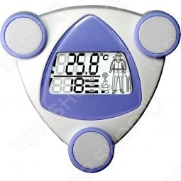 фото Уличный термометр с ЖК-дисплеем WST-2801. В ассортименте, Термометры. Барометры. Метеостанции