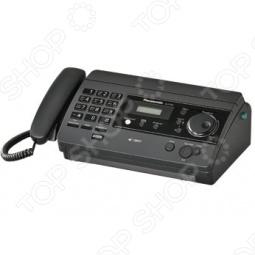 фото Многофункциональное устройство Panasonic Kx-Ft504Ru-B, Факсы