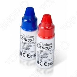 фото Контрольный раствор для глюкометра Omron Optium Omega, купить, цена