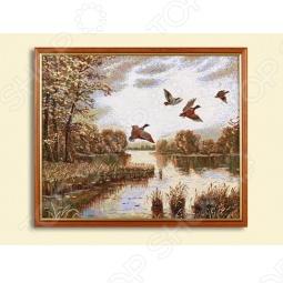 фото Картина «Пейзаж с утками», Картины. Панно