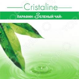 фото Парафин косметический Cristaline. Вид: Зеленый чай, Прочие товары для ухода за кожей лица и тела