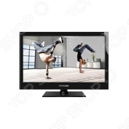 фото Телевизор Hyundai H-Led24V13, ЖК-телевизоры и панели