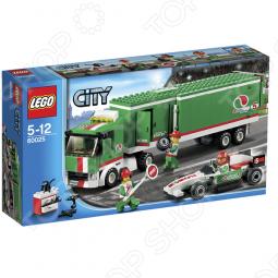 фото Конструктор Lego Грузовик Гран При, Серия City