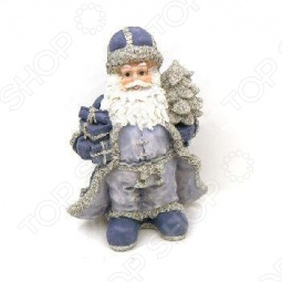 фото Фигурка Снегурочка «Дед Мороз С Ёлкой», Другие элементы интерьера