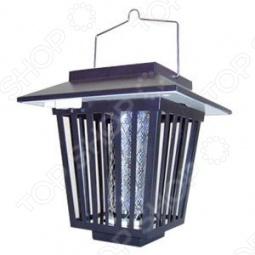 фото Фонарь-уничтожитель насекомых на солнечных батареях, купить, цена