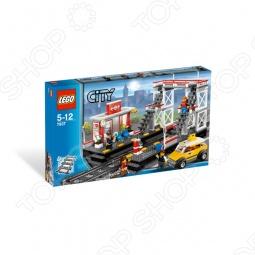 фото Конструктор Lego Железодорожный Вокзал, Серия City