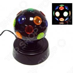 фото Светильник-ночник «Диско шар», Световые установки