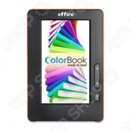 фото Электронная книга Effire Colorbook Tr401, Электронные книги