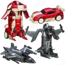 фото Фигурка игрушечная Hasbro Фигурки-Трансформеры. В Ассортименте, Супергерои