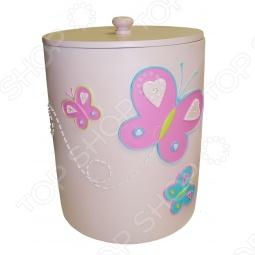 фото Ведро для ванных принадлежностей TAC Butterfly, Ведра для ванных принадлежностей