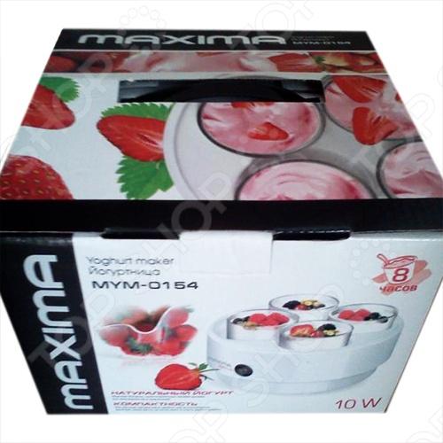 инструкция йогуртница Maxima Mym-0154 - фото 6