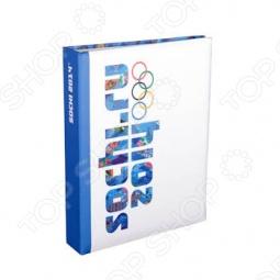 Альбом для фотографий Логотип с узором