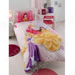 фото Комплект постельного белья TAC Princess Happily Ever After, купить, цена