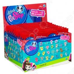 Набор игровой для девочек Littlest Pet Shop Зверюшка. В ассортименте