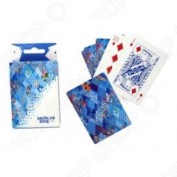 Карты игральные картонные Образ Игр