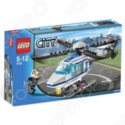 фото Конструктор Lego Полицейский Вертолет, Серия City