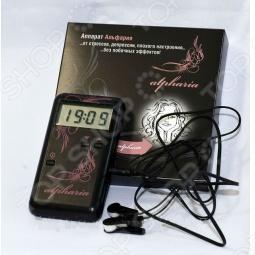 фото Аппарат транскраниальной электростимуляции Alphavia Альфария, Ингаляторы. Пикфлоуметры