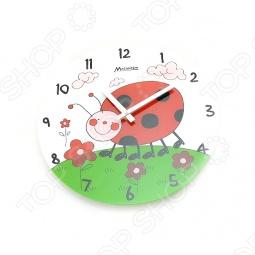 фото Часы настенные Marmiton «Божья Коровка», Часы настенные