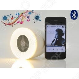 LED-лампа с Bluetooth-динамиком 31 ВЕК PM-888
