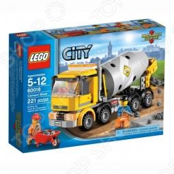 фото Конструктор Lego Бетономешалка, Серия City